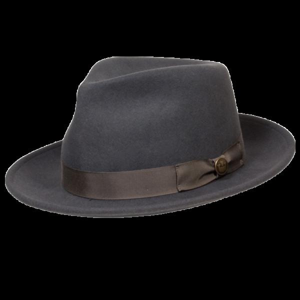 bd9a70fe8b41a The Doctor  by Goorin Bros – Grey – Beard Boutique